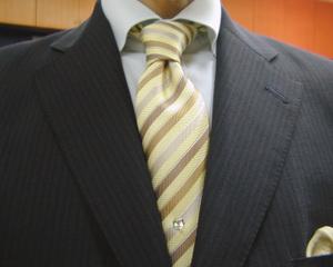 お気に入りのネクタイ