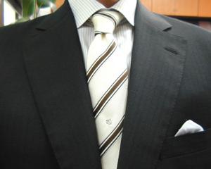 濃紺・モヘアスーツ