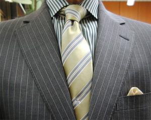 通勤のスーツ(クラシコ・2ピース)