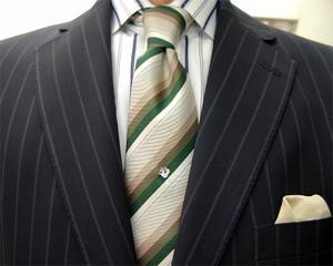ブリティッシュ・2ピース・ウィンドウペン(windowpane) 職人一人縫い 春の洋服まつり・最終日