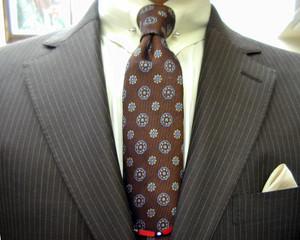 クラシコ・2ピース・(OPTIM)・ピンホール(Shirt-pin) ~春の洋服まつり初日~