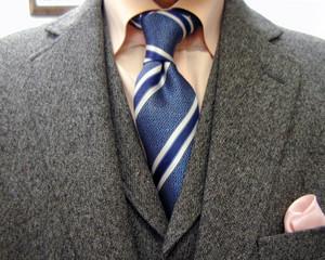 チェビオット(Cheviot)・クラシカル3ピース サスペンダー(suspenders)