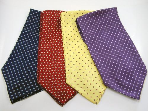 アスコット タイ(Ascot tie)