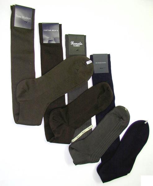 Socks:脚を長く見せるコツ