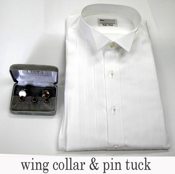 Wingcollor-pintuck