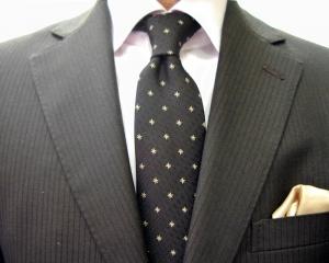 濃茶・ウーステッド・2ピース/クラシコ サスペンダー(suspenders)